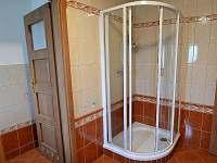 Koupelna v přízemí - Tanvald