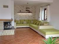 Obývací pokoj - Tanvald