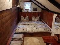 pokoj č.3, dvoulůžkový - Černá Říčka