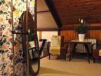 pokoj č.3, dvoulůžkový - pronájem chalupy Černá Říčka