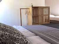 ložnice v patře - Tanvald