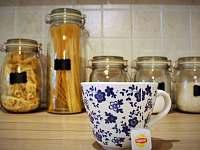 vše pro přípravu čaje a kávy - Tanvald