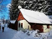 Chata k pronajmutí - zimní dovolená Albrechtice v Jizerských horách