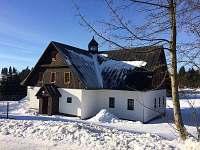 Chata vchod - Hrabětice