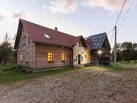 Jiindřichovice ubytování 20 lidí  pronajmutí