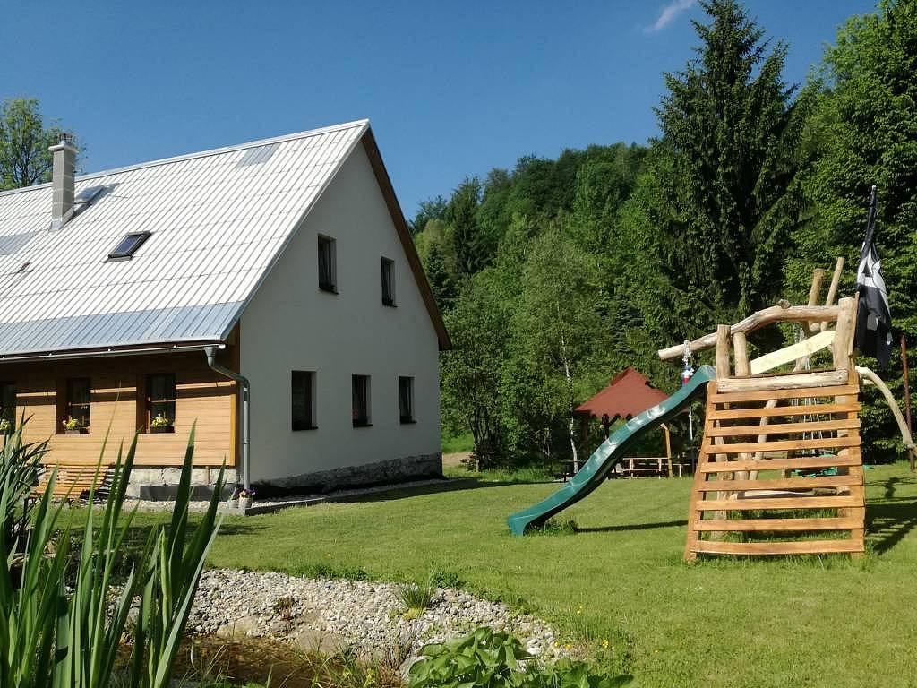 Ubytování Liberec Chalupa Jizerské Hory Chata Rudík