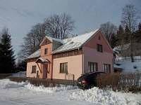 Chata k pronájmu - zimní dovolená Janov nad Nisou