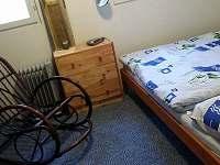 2.ložnice 3 lůžka