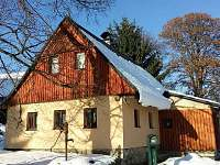 Chalupa k pronajmutí - zimní dovolená Jablonec nad Nisou - Krásná