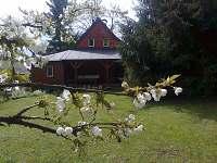 Jaro na chalupě v Krásné