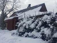 je u nás krásná zima - pronájem chalupy Jablonec nad Nisou - Krásná