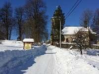 krátký výlet k historii Jizerských hor - chalupa k pronájmu Jablonec nad Nisou - Krásná