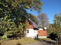podzim na chalupě - k pronájmu Jablonec nad Nisou - Krásná