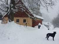 sněží... - Jablonec nad Nisou - Krásná