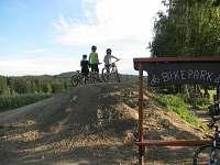 Místní Bike park