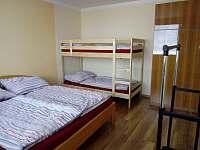 Jiřetín pod Bukovou ubytování 10 lidí  ubytování