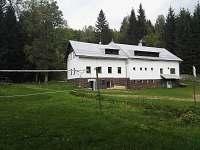 Chata U lesa, hřiště - ubytování Albrechtice v Jizerských horách