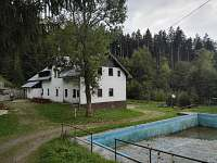 Albrechtice v Jizerských horách - chata k pronajmutí - 7