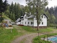 Chata U lesa - chata k pronajmutí - 8 Albrechtice v Jizerských horách