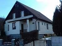 ubytování Horní Planá v rodinném domě na horách