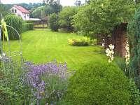 Zahrada - chalupa k pronajmutí Koloděje nad Lužnicí