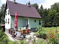 Chata k pronajmutí - zimní dovolená Lipno nad Vltavou - Kobylnice