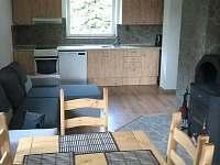 kuchyně + obývaí pokoj