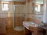 Koupelna 2 - chalupa k pronajmutí Sviny