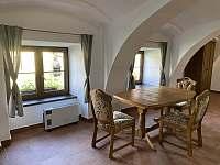 Výhled z ložnice - Sviny
