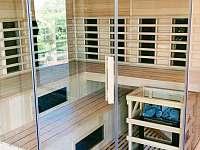 Sauna - ubytování Světce