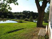 Výhled na rybníky