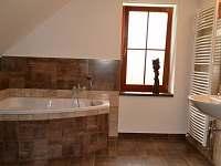 Koupelna v patře - Zlukov 124