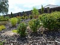 Zahrada - chalupa k pronajmutí Zlukov 124