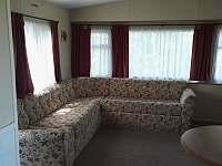 Rozkládací pohovka - chata k pronajmutí Olšany u Studené