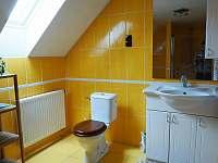 koupelna k 5t lůžkovému pokoji