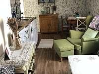 Apartmán ubytování v obci Pacelice
