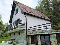 Chata Kunžak ubytování - k pronajmutí