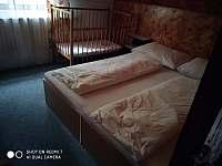 Ložnice č.2 - chata k pronajmutí Kunžak