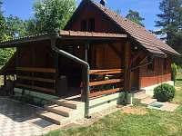 ubytování Želeč na chatě k pronájmu