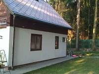 Chata ubytování v obci Krnín