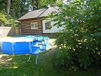 bazen hloubka 75cm prumner 3.66 ideal pro mensí deti.