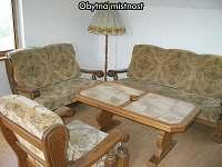Obytná místnost - ubytování Lomnice nad Lužnicí - Ponědraž