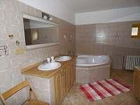 Velký apartmán koupelna + WC - Holičky