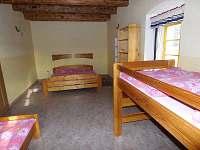 Velký apartmán velká ložnice - Holičky