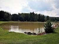 spodní rybník - Záluží