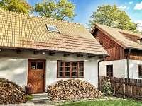 ubytování na chatě k pronajmutí Červený Dvůr 9, Český Krumlov