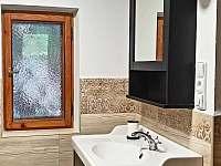 apartmán A koupelna - chalupa k pronájmu Kamenná Lhota