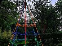 houpací síť - Kamenná Lhota