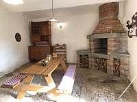 Kovárna - chalupa ubytování Borotín