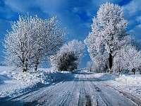 Zima u nás - chalupa k pronajmutí Borotín